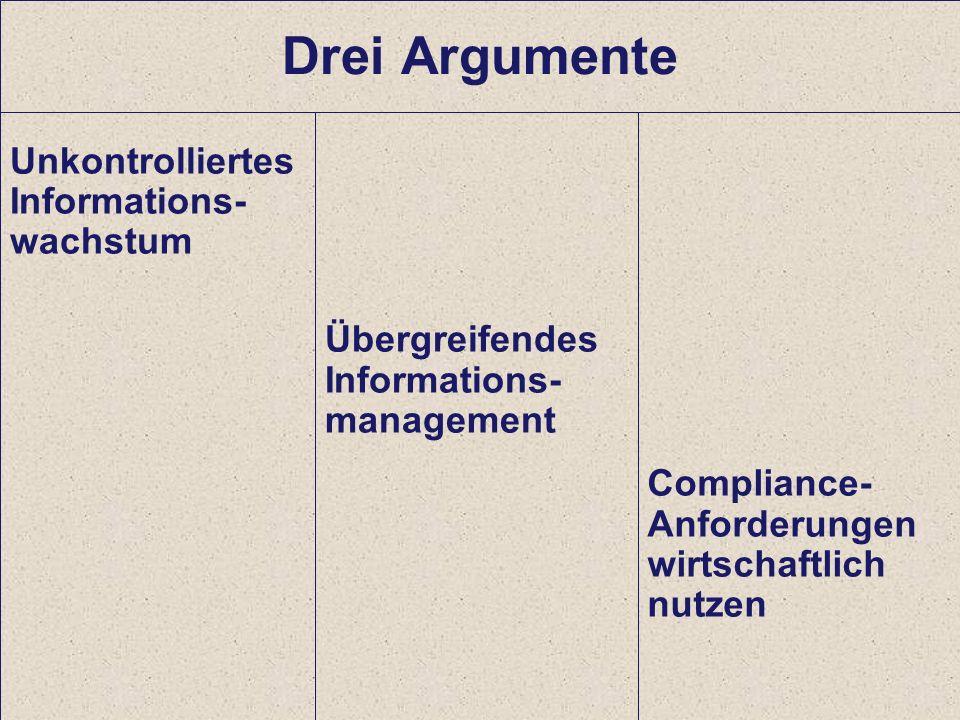 25 Computerwoche ECM Initiative Dr. Ulrich Kampffmeyer PROJECT CONSULT Unternehmensberatung Dr.