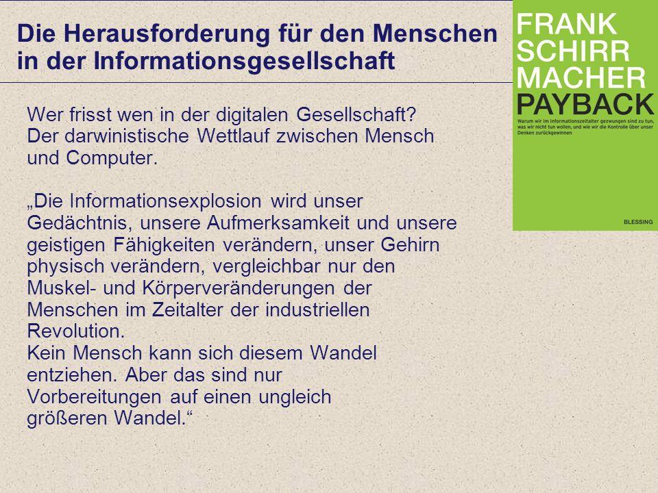 38 Computerwoche ECM Initiative Dr. Ulrich Kampffmeyer PROJECT CONSULT Unternehmensberatung Dr.