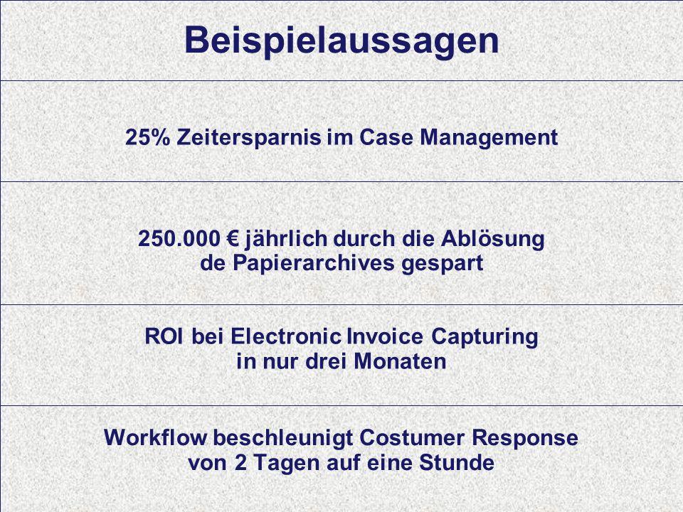 9 Computerwoche ECM Initiative Dr. Ulrich Kampffmeyer PROJECT CONSULT Unternehmensberatung Dr.