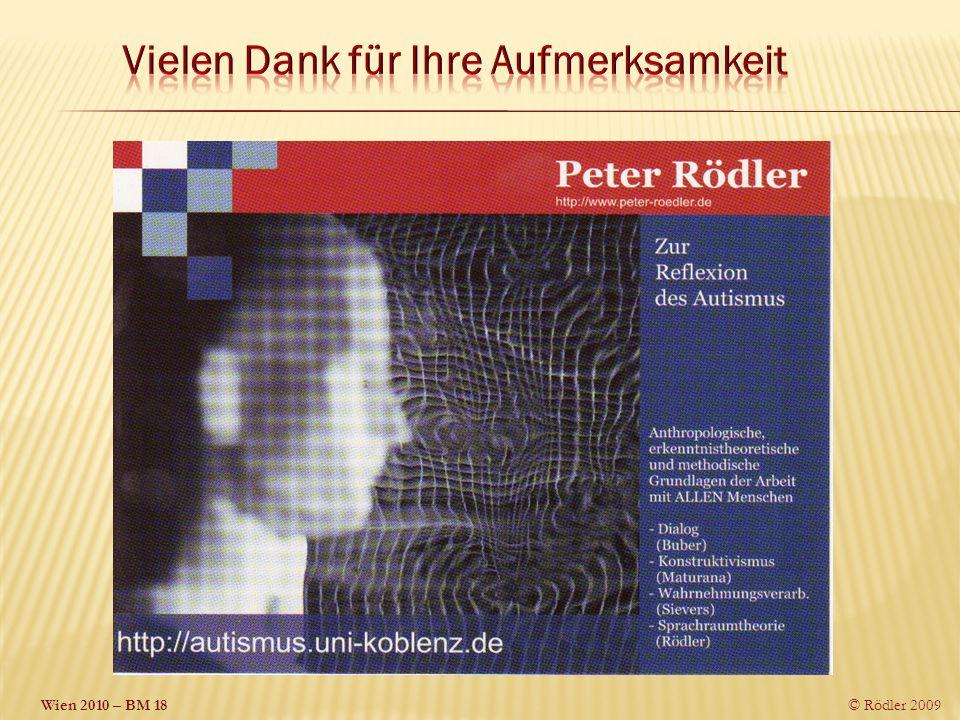 Wien 2010 – BM 18 © Rödler 2009