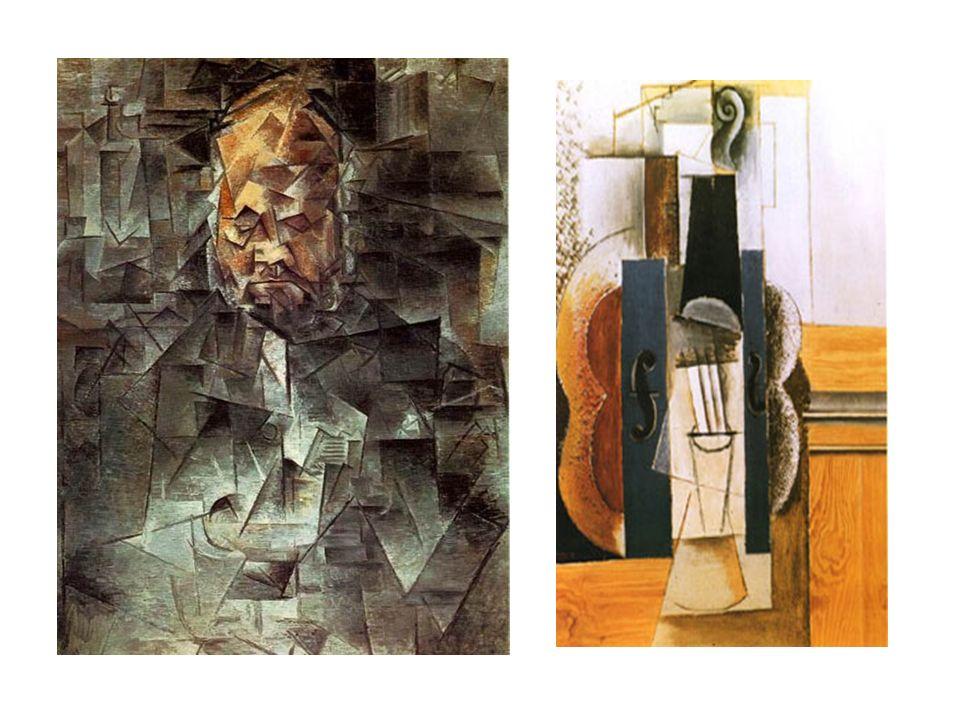 Das Verständnis von Zeit Einstein Relativität von Raum und Zeit, Kontinuum einer Raumzeit, der Blick in den Raum ist ein Blick in die Zeit Picasso Zeigt die Zeit beim Blick in (auf) den Bildraum, er verwandelt Zeit in Raum und bringt Zeit in eine Raumkunst