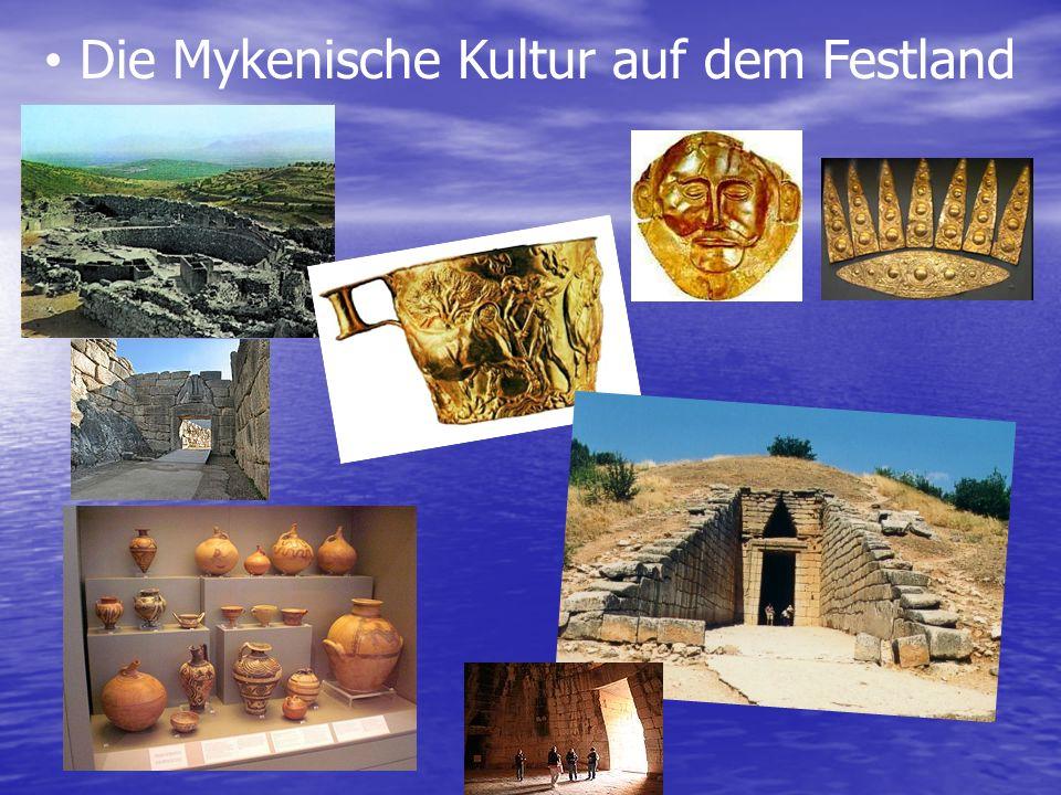 Die Minoische Kultur auf der Insel Kreta Minoischer Stiersprung bei dem sehr bemerkenswert auch Frauen teilnahmen Fresko in Knossos Minoische Händler