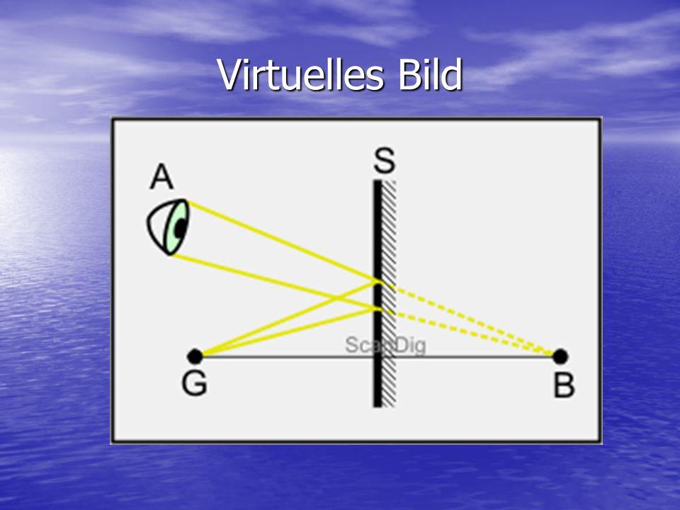 Virtuelles Bild