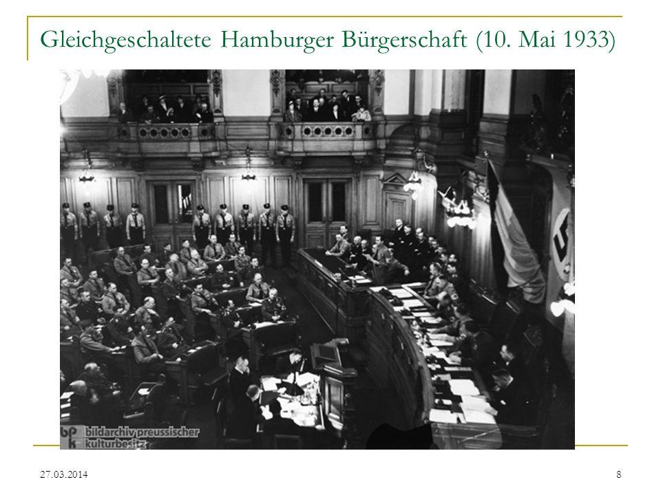27.03.201419 Wien, Heldenplatz 1. April 1938