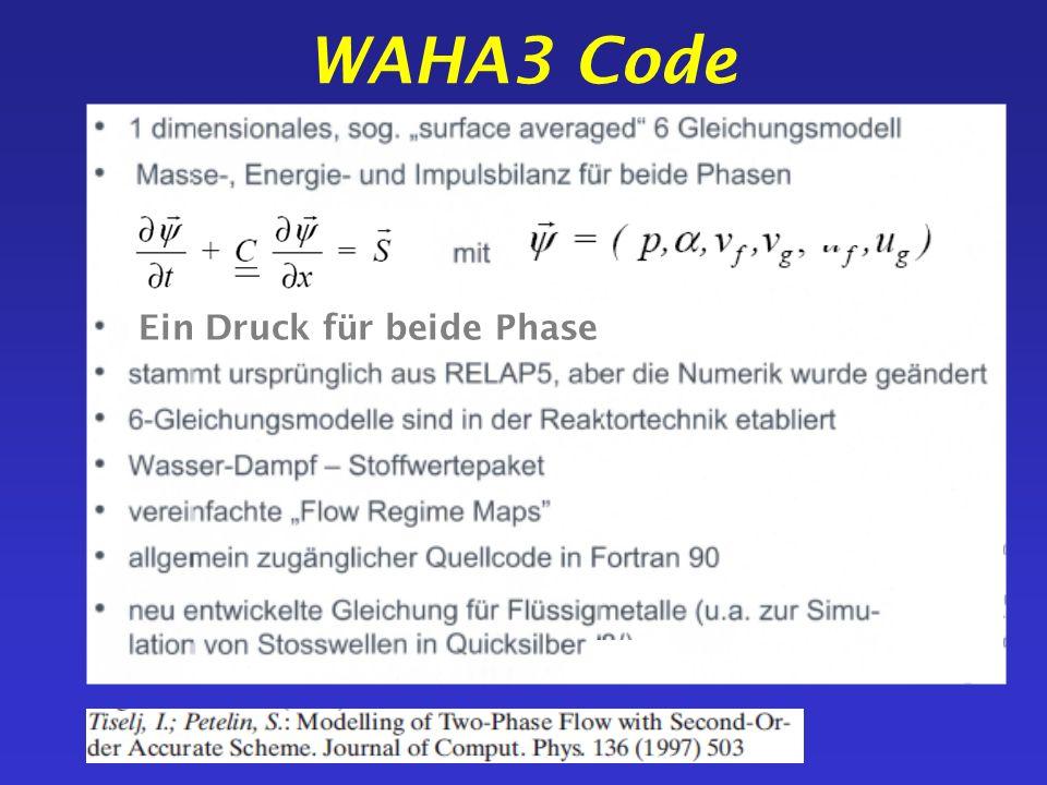 WAHA3 Code Ein Druck f ü r beide Phase