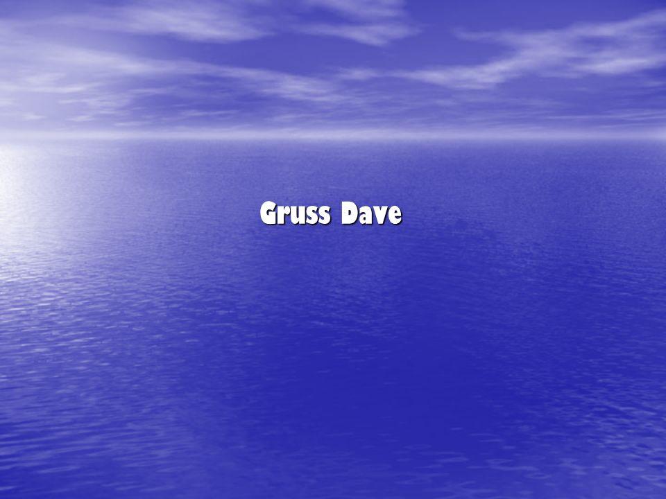Gruss Dave