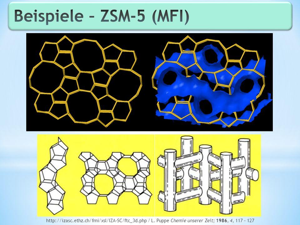 http://izasc.ethz.ch/fmi/xsl/IZA-SC/ftc_3d.php / L. Puppe Chemie unserer Zeit; 1986, 4, 117 – 127