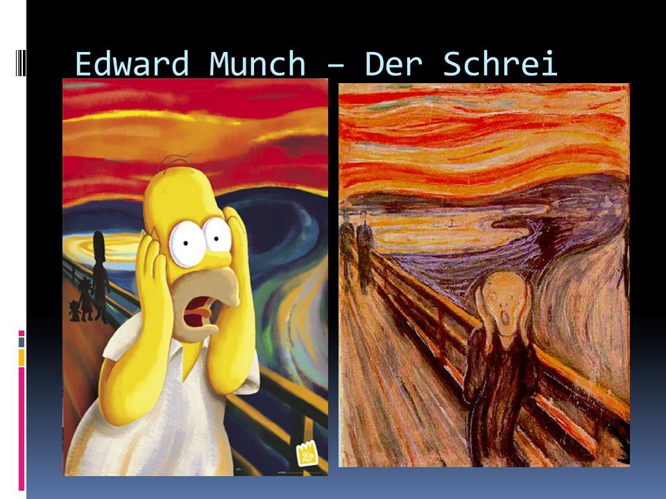 Edward Munch – Der Schrei