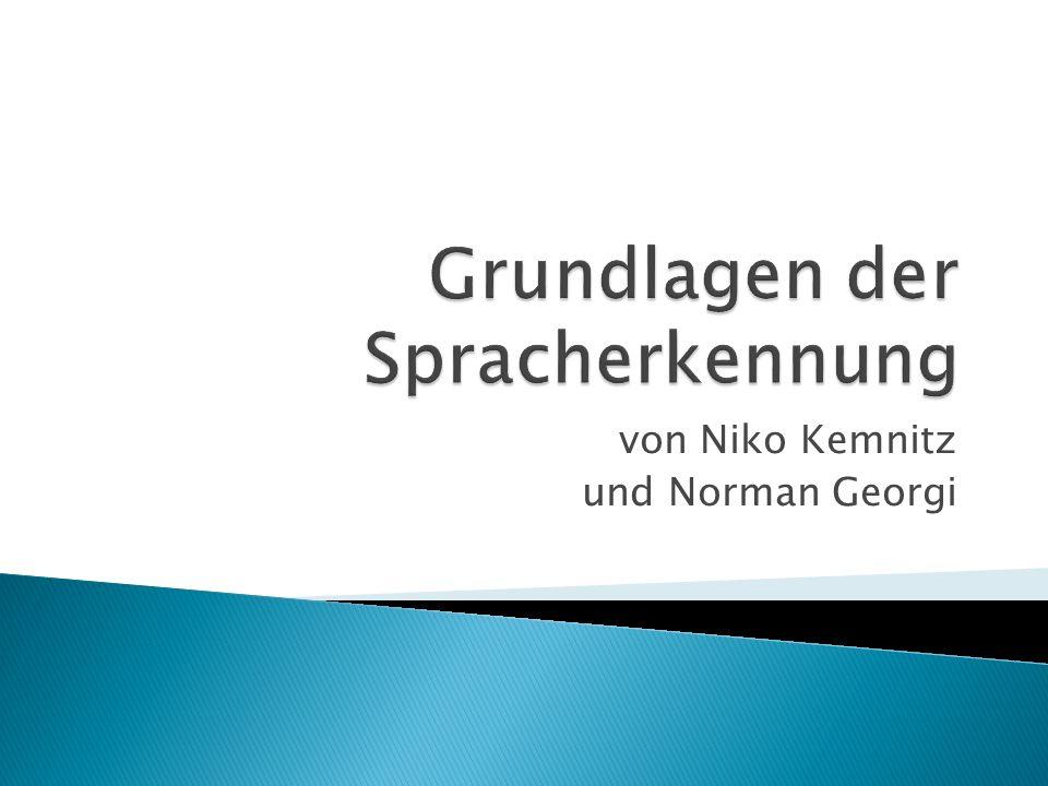 von Niko Kemnitz und Norman Georgi