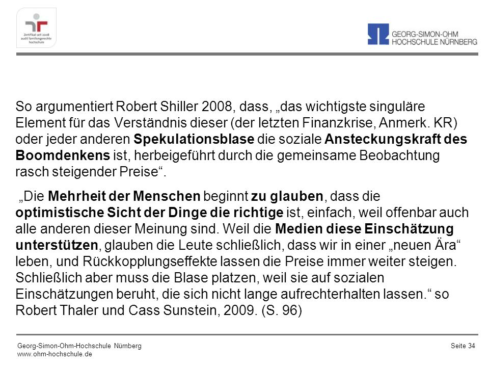 Georg-Simon-Ohm-Hochschule Nürnberg www.ohm-hochschule.de Seite 35