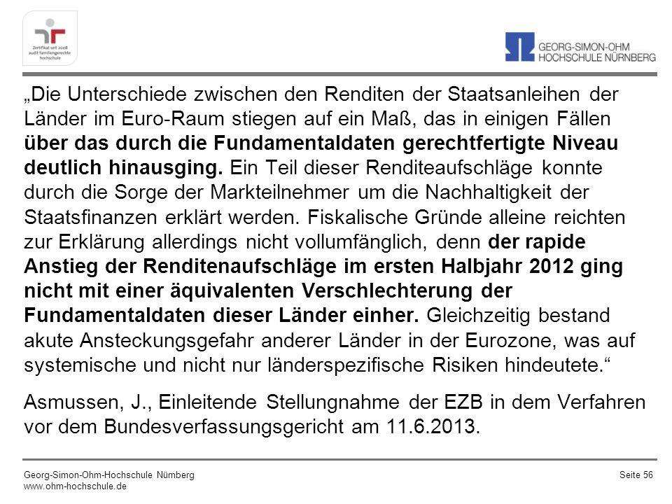 Und was sagt Hans-Werner Sinn, der vom BVerfG als Sachverständiger geladen wurde.