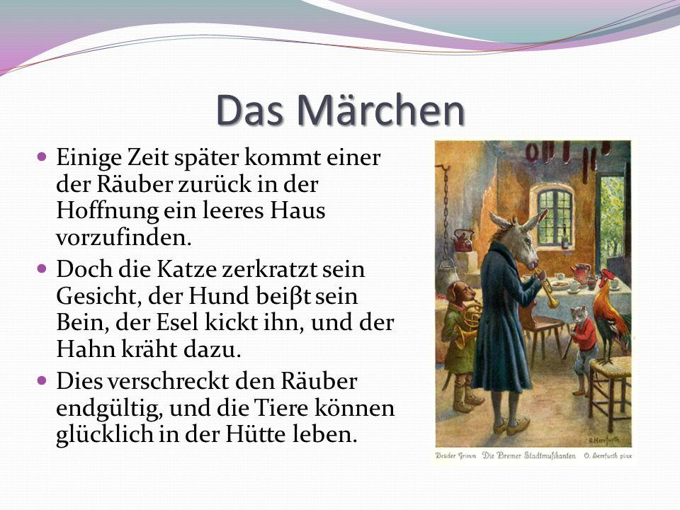 Quellen http://www.geocaching.com http://www.goethezeitportal.de/index.php?id=416 9 http://www.goethezeitportal.de/index.php?id=416 9 http://www.maerchen.com/grimm/die-bremer- stadtmusikanten.php http://www.maerchen.com/grimm/die-bremer- stadtmusikanten.php