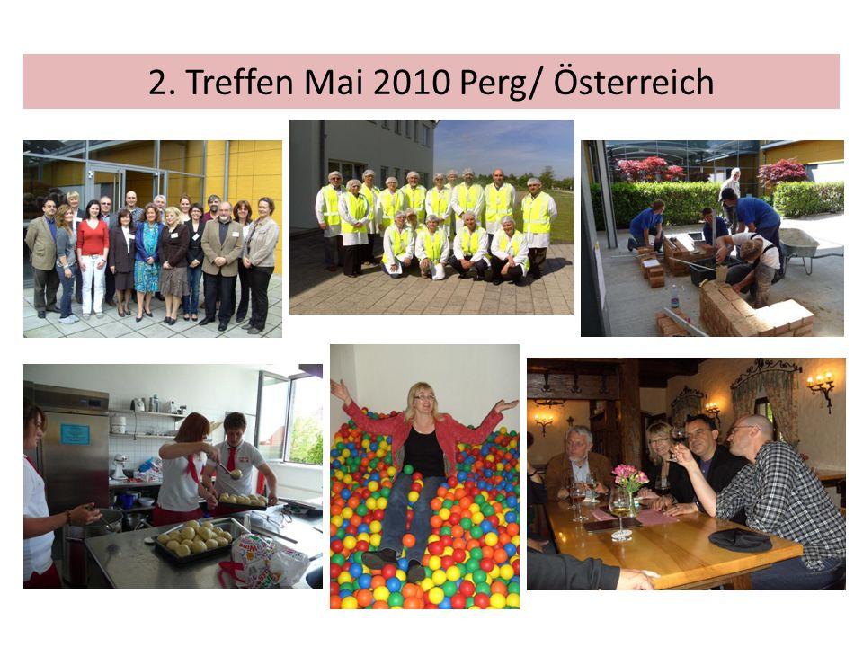 2. Treffen Mai 2010 Perg/ Österreich