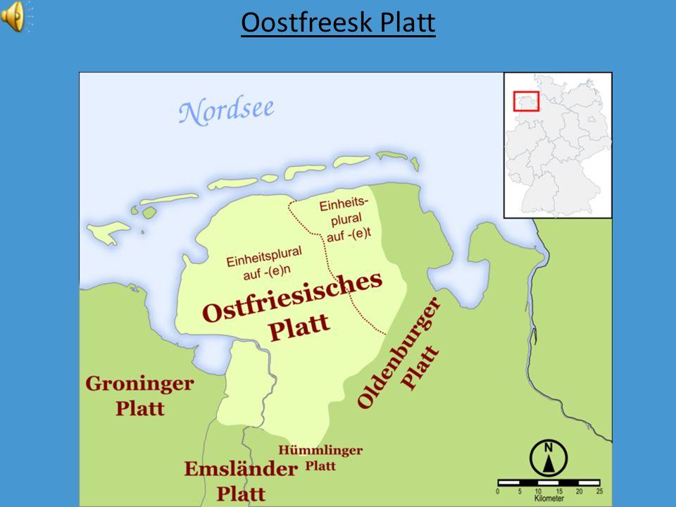 Oostfreesk Platt