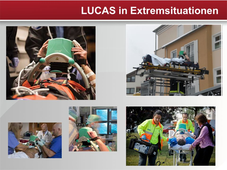 LUCAS in Extremsituationen