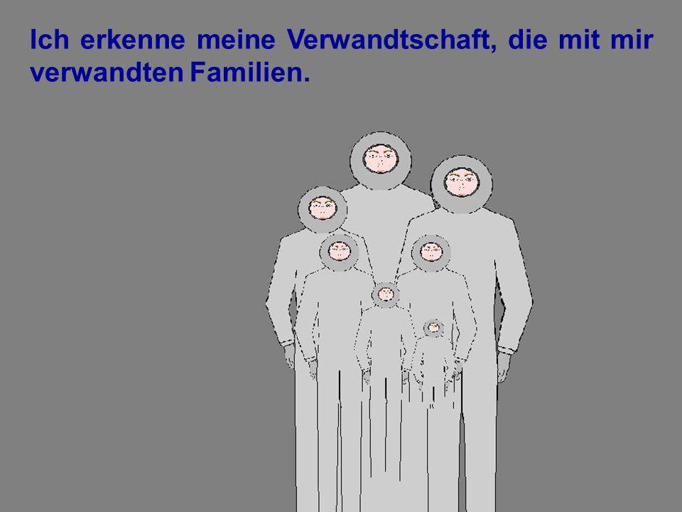 0000_41 Ich erkenne meine Verwandtschaft, die mit mir verwandten Familien.