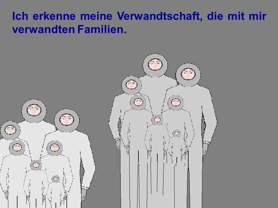 0000_42 Ich erkenne meine Verwandtschaft, die mit mir verwandten Familien.
