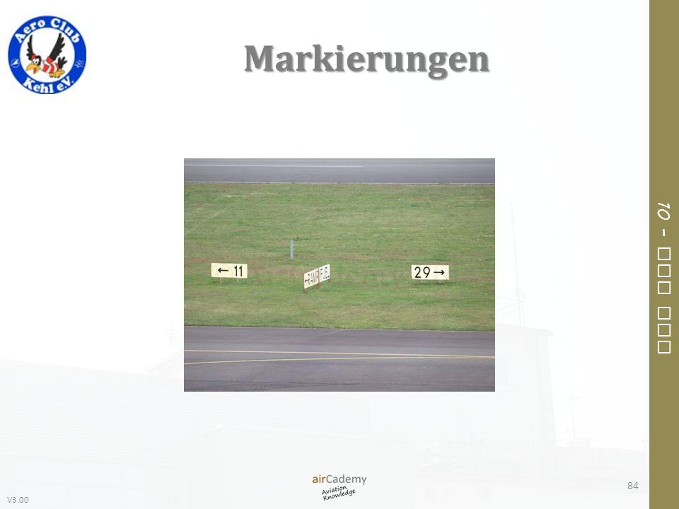 V3.00 10 – Air Law Markierungen 84