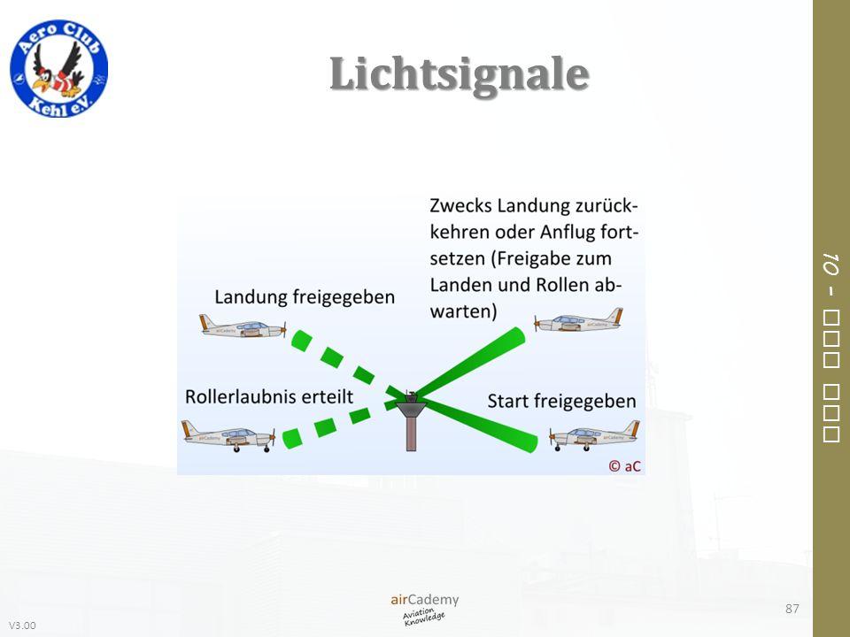 V3.00 10 – Air Law Lichtsignale 87