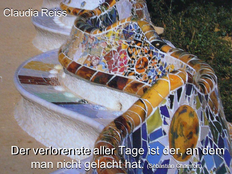 Sabine Ropin Was der Sonnenschein für die Blumen, ist das lachende Gesicht für die Menschen.