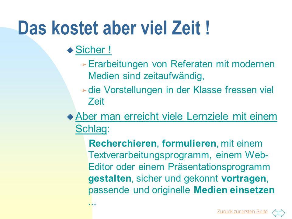 Zurück zur ersten Seite Warum gerade das Fach Deutsch ? Das Fach Deutsch will die Schüler zur sicheren mündlichen und schriftlichen Kommunikation in d