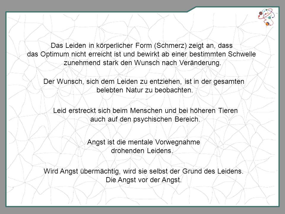 Nach Fritz Riemann kann man zwei antagonistische Begriffspaare menschlichen Strebens erkennen: Wandel <> Stabilität Ich <> Wir Wandel Stabilität Wir Ich zum Verständnis dieser vier Begriffe wird das Studium von Riemann, F.; Grundformen der Angst empfohlen.