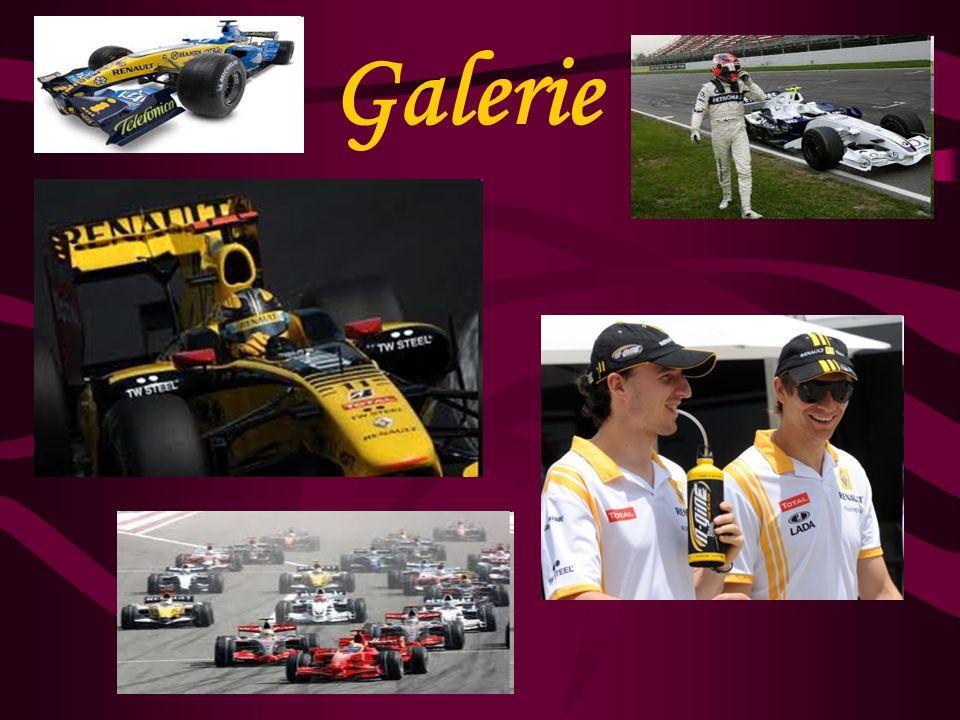 Galerie Renault und BMW