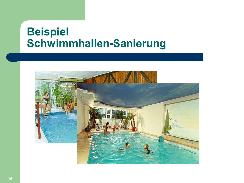 15 Beispiel Schwimmhallen-Sanierung