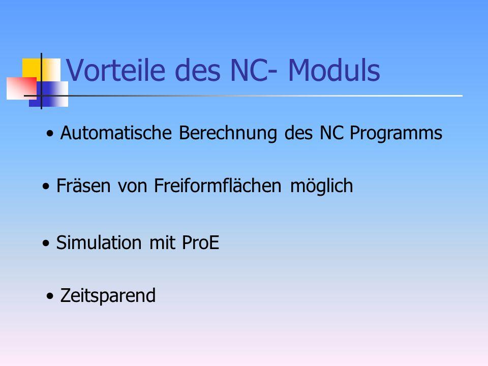 Simulation in ProE