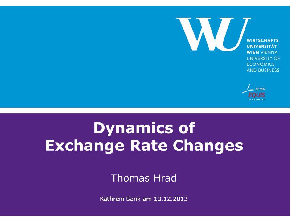 Volatilitätsindex I