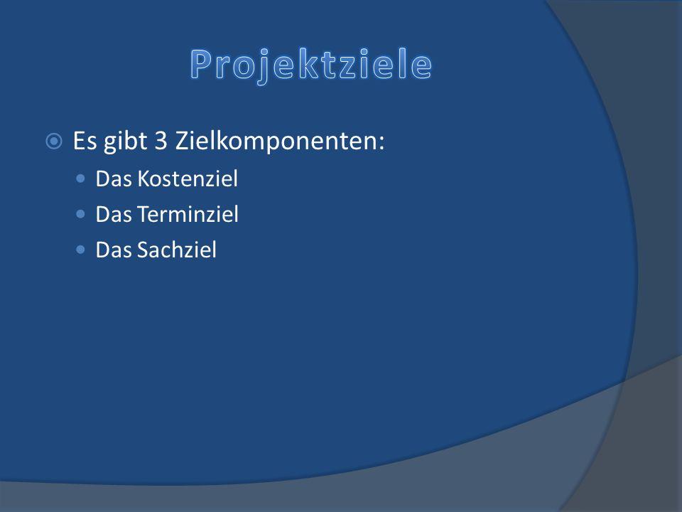 Ziele: Ermittlung des gesamten Projektbudgets Kalkulation eines Angebots bei externen Projekten Überwachung der Projektkosten Verfahren zur Kostenschätzung: Parametrische Kostenschätzung (Faustformel) Analogie - Schätzverfahren Bottom – up – Verfahren