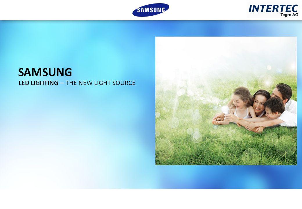 SAMSUNG LED Lighting Vielen Dank für Ihre Aufmerksamkeit und wir freuen uns a uf eine erfoglreiche Zusammenarbeit!