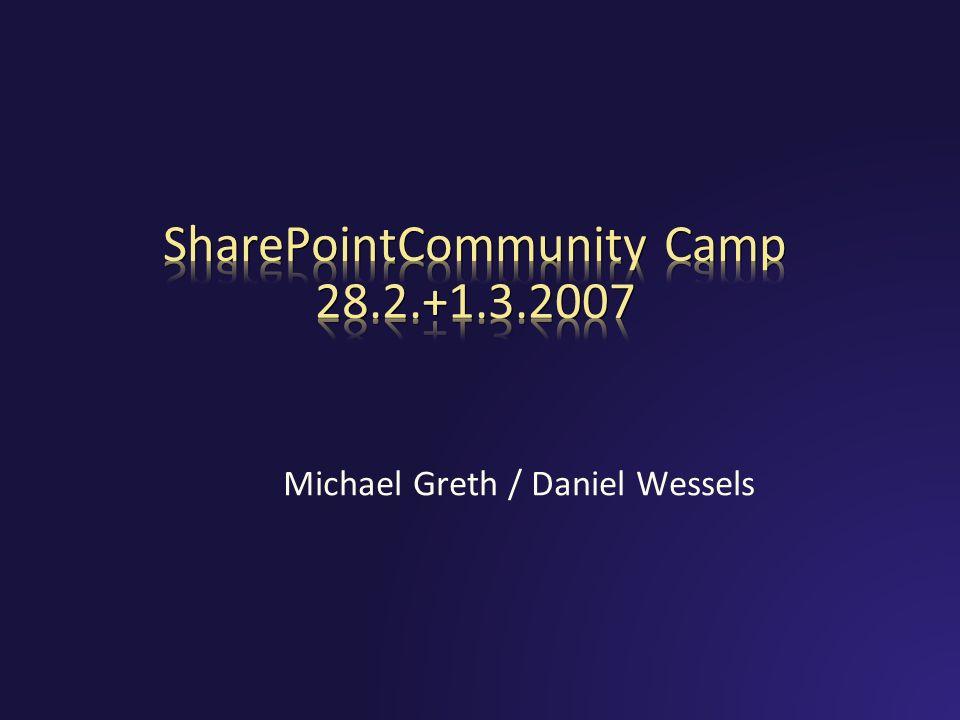 Michael Greth / Daniel Wessels