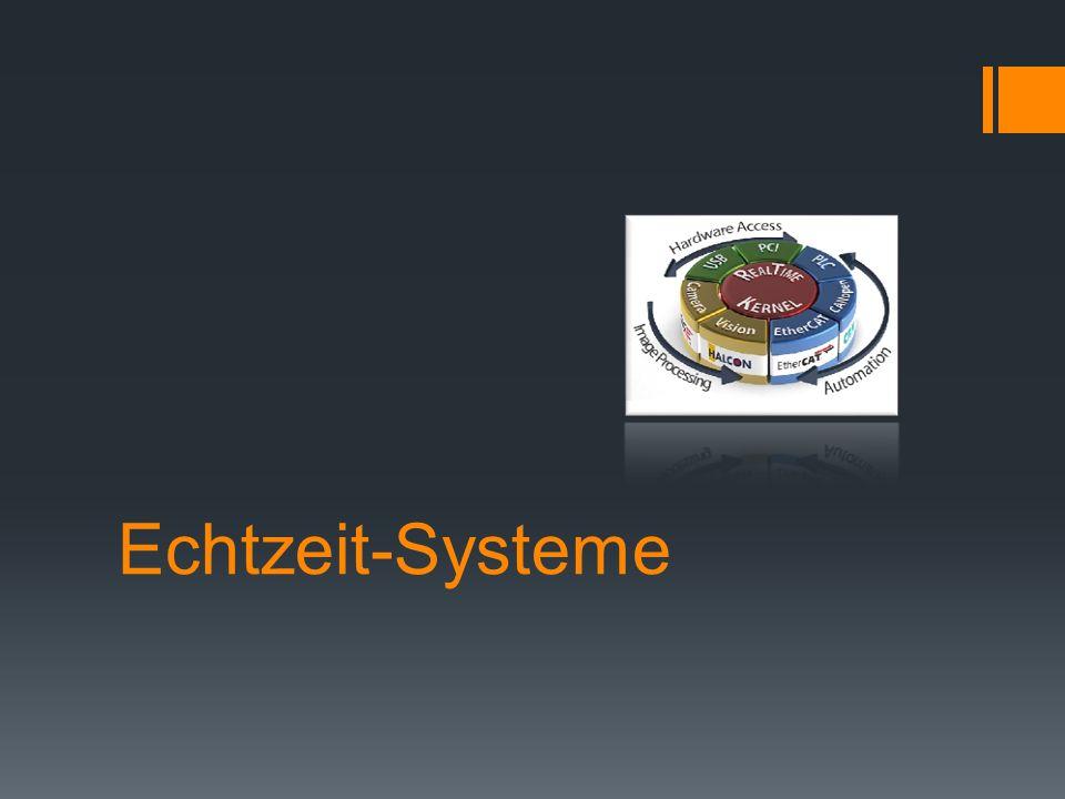 Echtzeit-Systeme