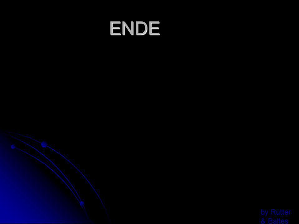 ENDE by Rütter & Baltes