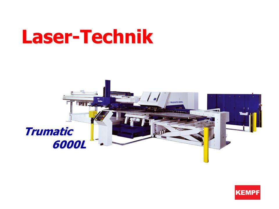 Trumatic 6000L Laser-TechnikLaser-Technik