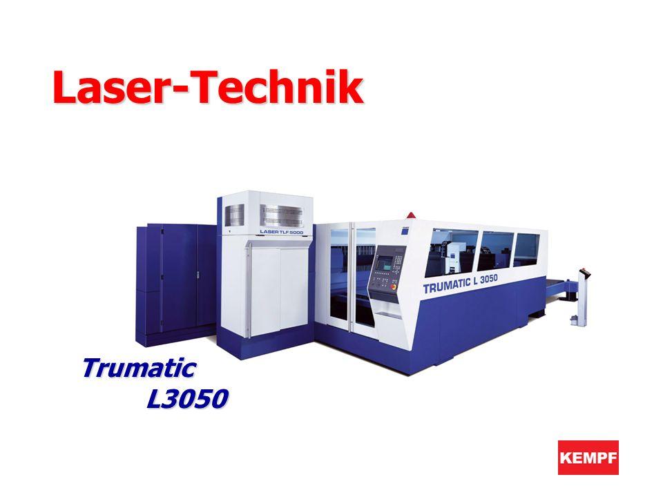 Laser-TechnikLaser-Technik Trumatic L3050