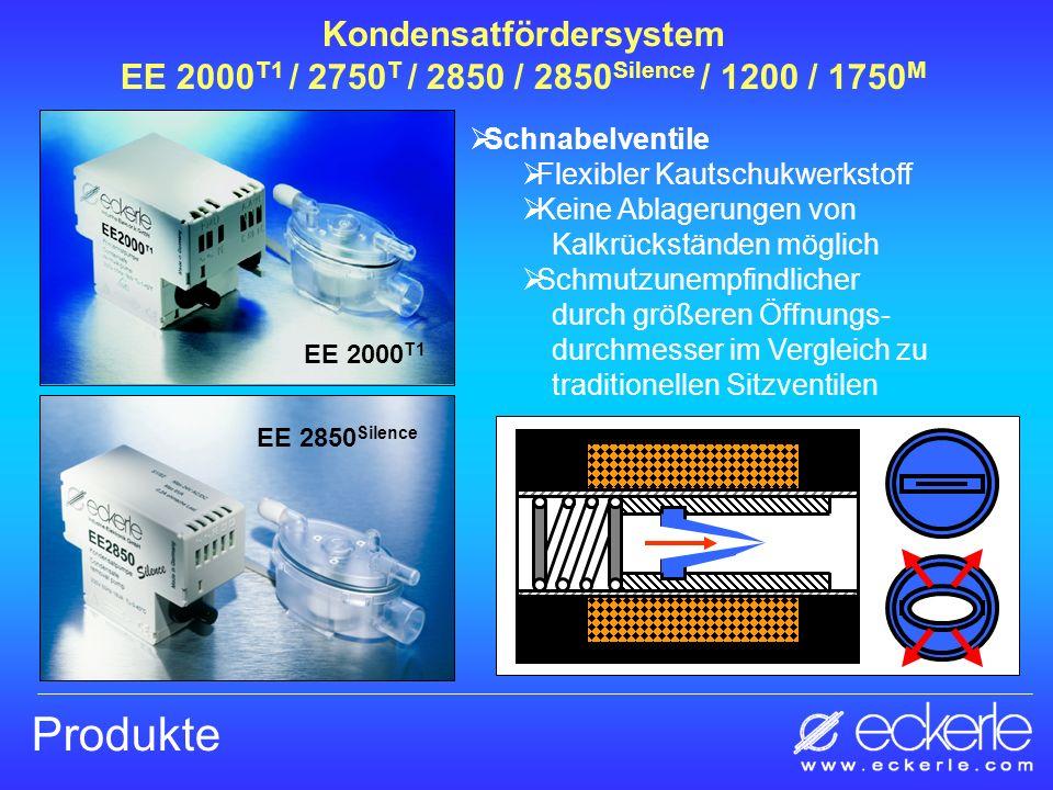 Produkte Schnabelventile Flexibler Kautschukwerkstoff Keine Ablagerungen von Kalkrückständen möglich Schmutzunempfindlicher durch größeren Öffnungs- d