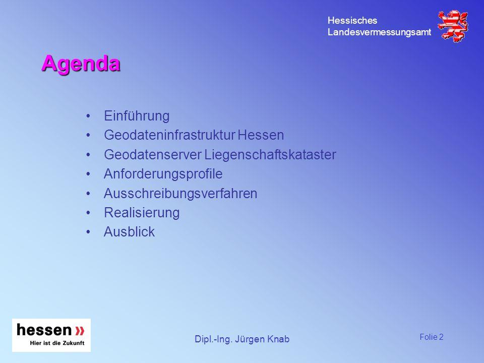 Hessisches Landesvermessungsamt Dipl.-Ing.