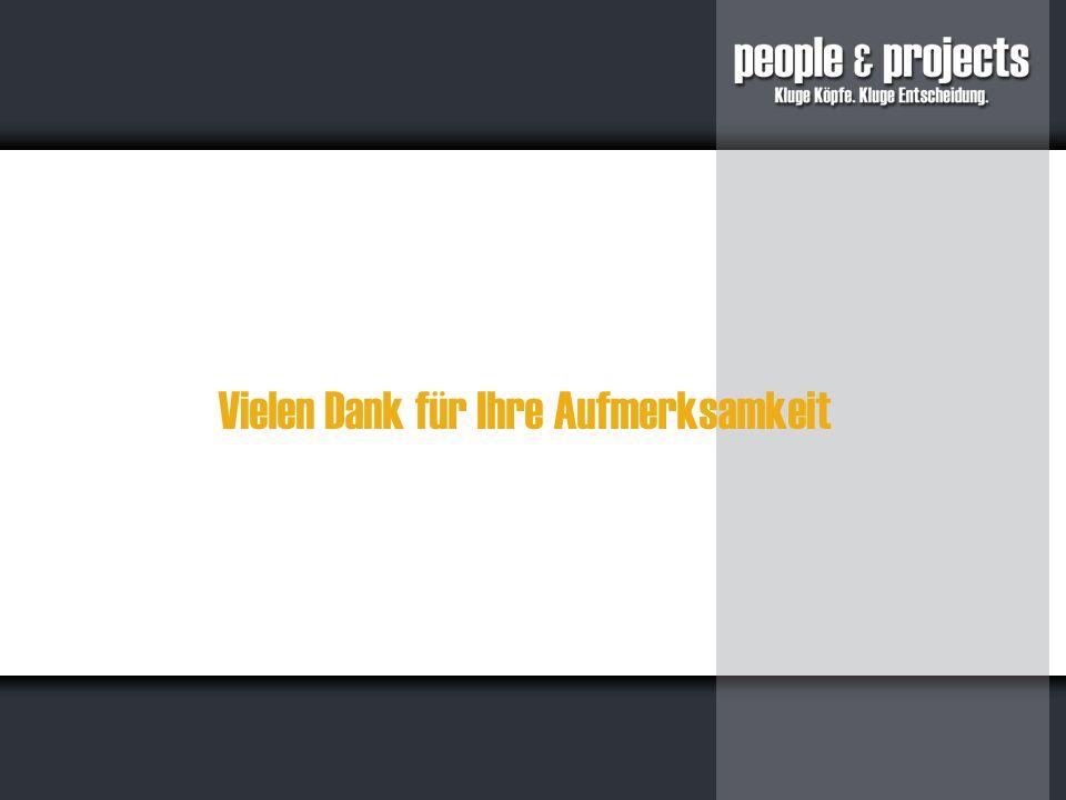 Kluge Köpfe suchen den schnellen Kontakt.People & Projects e.K.