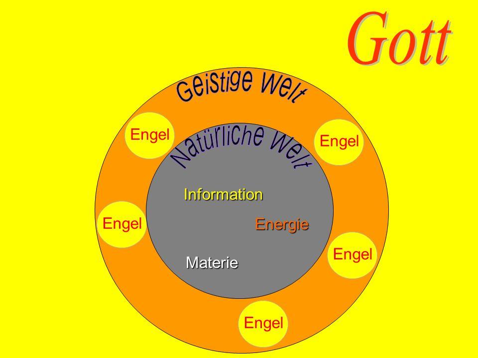 Engel Materie Energie Information
