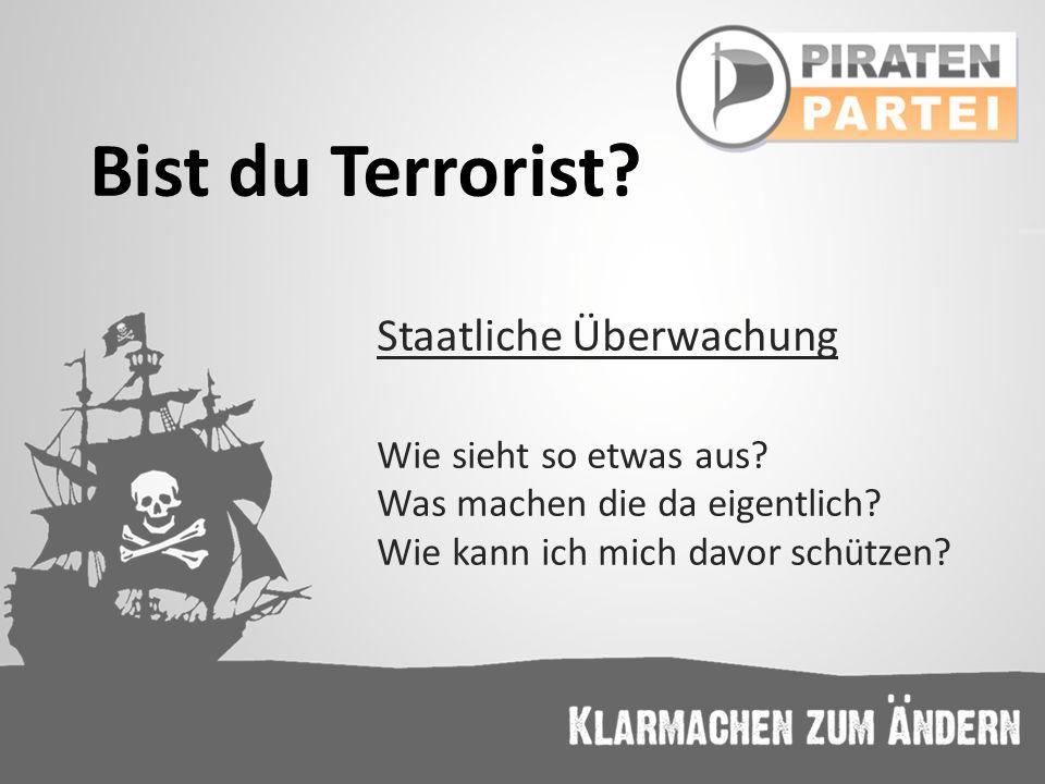 Heutige gesetzliche Grundlagen für Überwachung I In Deutschland – Novelle des Telekommunikations- gesetzes ab 1.