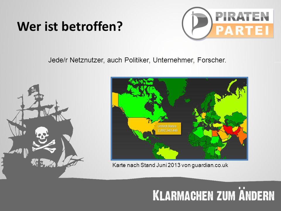 HIER WIRD DATENSCHUTZ GELEBT, ODER? Aber doch nicht in Deutschland?!