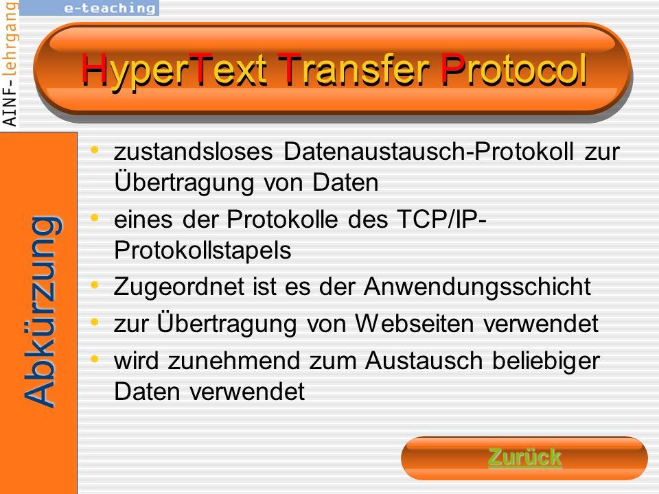 HyperText Markup Language ist ein Dokumentenformat zur Auszeichnung von Hypertext im World Wide Web 1989 von Tim Berners-Lee am CERN in Genf festgeleg