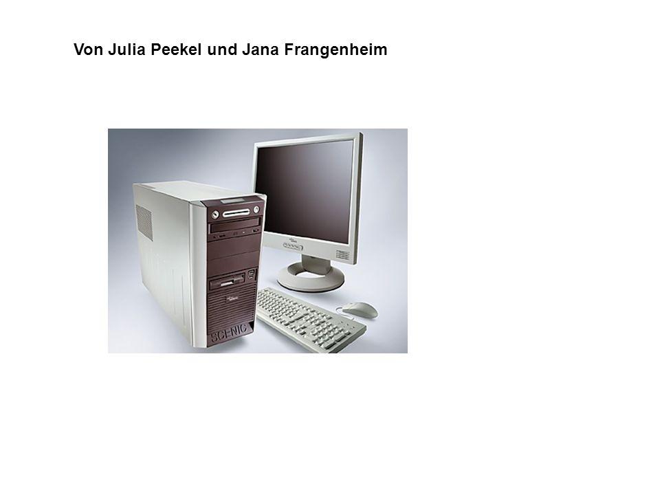 Von Julia Peekel und Jana Frangenheim