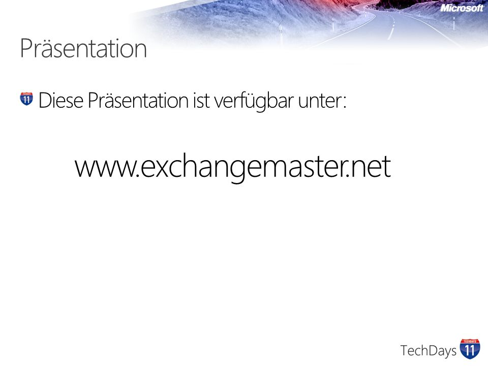 Exchange Best Practices Analyzer