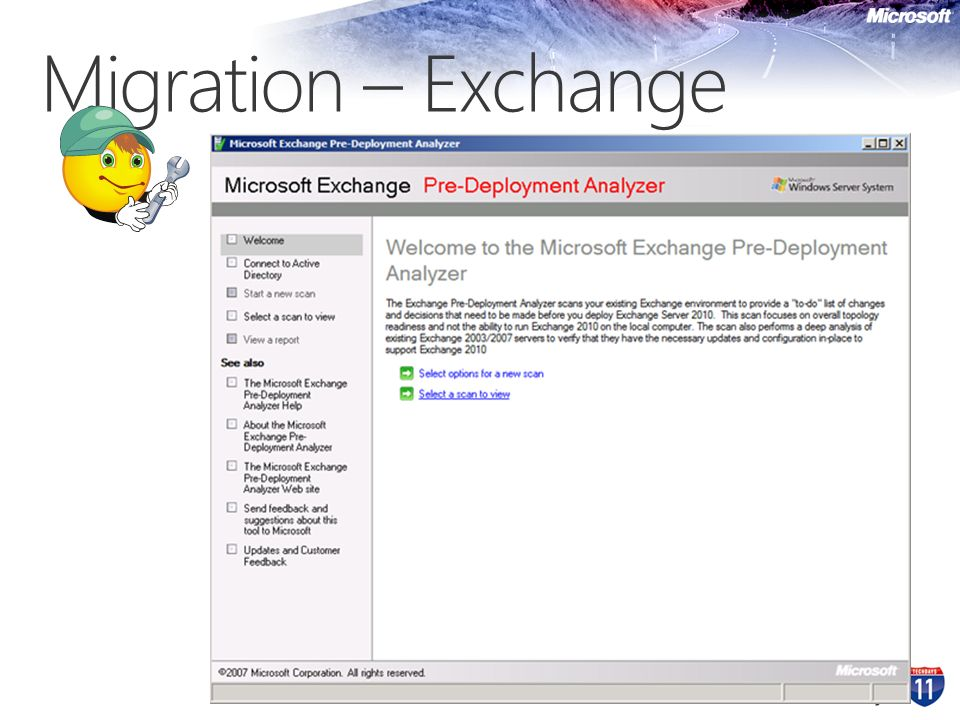 Migration – Exchange