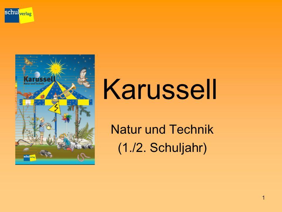 2 Reihe «Lernwelten Natur – Mensch – Mitwelt (M & U)» Karussell ist ein Lehrmittel aus der Reihe «Lernwelten Natur – Mensch – Mitwelt (M & U)».
