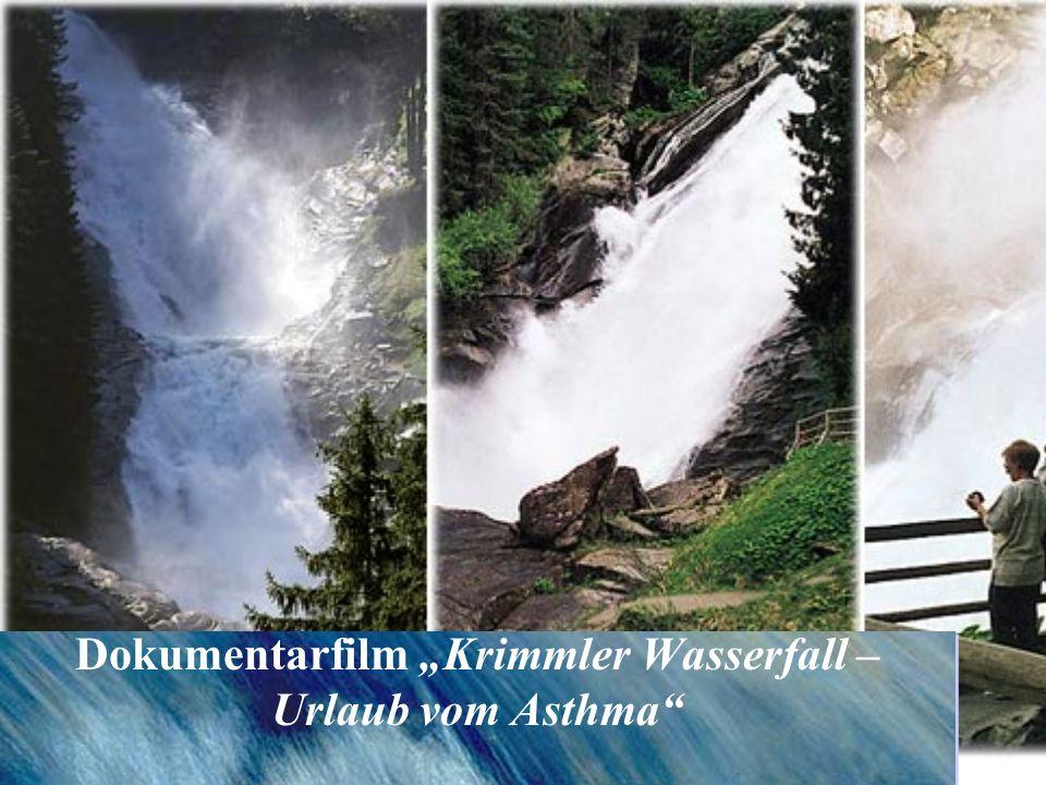 Dokumentarfilm Krimmler Wasserfall – Urlaub vom Asthma