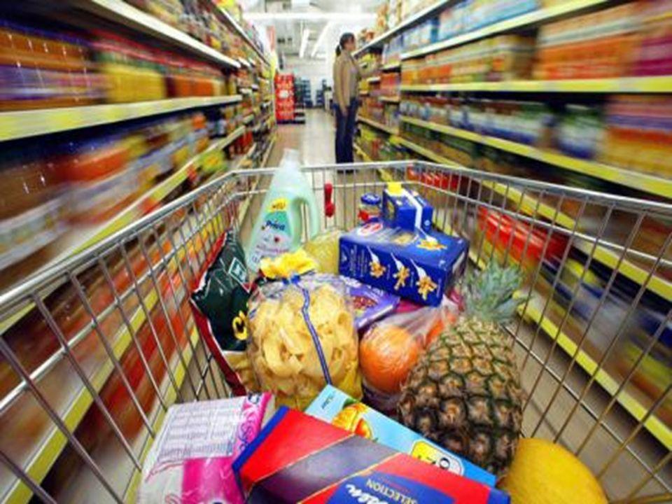 2 Die Supermarktchemie Referentin: Ágnes Zsilinszky Mittwoch, den 20.05.2009